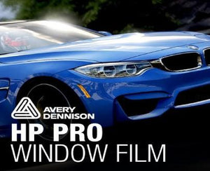 AVERY DENNISON HP PRO AUTOMOTIVE WINDOW FILM Automotive Window Film Avery Dennison Vinyl