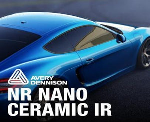 AVERY DENNISON NR NANO CERAMIC IR AUTOMOTIVE WINDOW FILM Automotive Window Film Avery Dennison Vinyl