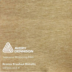 AVERY SW900 SUPREME BRUSHED BRONZE METALLIC | SW900-933-X