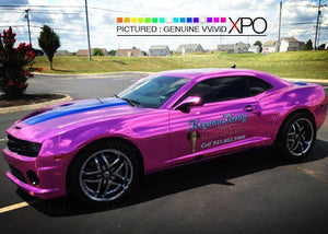 VVIVID VINYL XPO SP CONFORM CHROME PINK