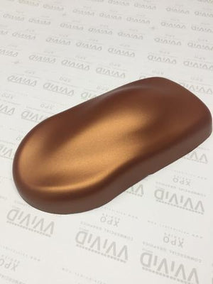 VVIVID VINYL 2020 VVIVID+ MATTE METALLIC COPPER RUST (GHOST)