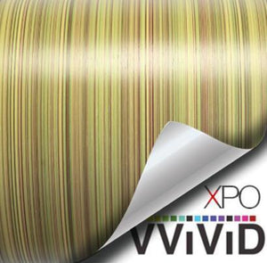 VVIVID VINYL LIGHT LINE OAK WOOD GRAIN ARCHITECTURAL FILM