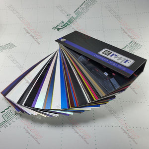KPMF VINYL WRAP FILM SERIES 75400 / 71300 - COLOR SELECTOR SAMPLE BOOK