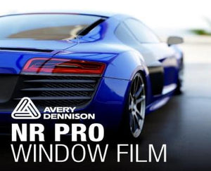 AVERY DENNISON NR PRO AUTOMOTIVE WINDOW FILM Automotive Window Film Avery Dennison Vinyl