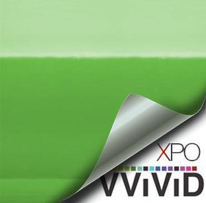 VVIVID VINYL XPO GLOSS LIME GREEN