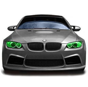 VVIVID VINYL GREEN AIR-TINT HEADLIGHT TINT