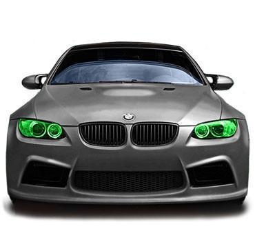 VVIVID VINYL GREEN AIR-TINT HEADLIGHT TINT | V312
