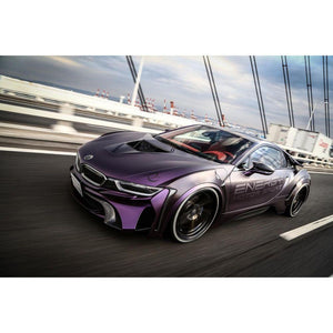 KPMF K75400 SERIES MATTE PURPLE/BLACK IRIDESCENT | K75565