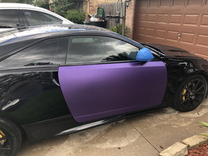 VVIVID VINYL 2020 VVIVID+ MATTE METALLIC PURPLE (GHOST)