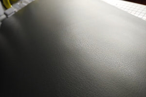 VVIVID VINYL 2020 VVIVID+ SILVER FINE GRAIN LEATHER