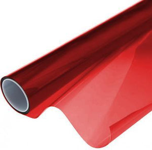 VVIVID VINYL RED AIR-TINT HEADLIGHT TINT