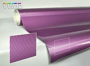 VVIVID VINYL XPO GLOSS PINK TECH ART CARBON