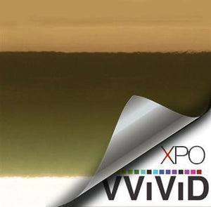 VVIVID VINYL XPO SP CONFORM CHROME GOLD