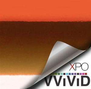 VVIVID VINYL XPO SP CONFORM CHROME ORANGE