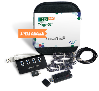 Triage-G2 PRO Kit with Rosoka Add-On and 3 Year Subscription Maintenance and Support