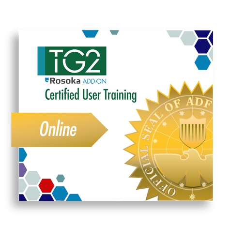 Triage-G2 Certified User Training Online DOMEX CELLEX MEDEX