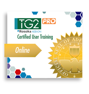 Triage-G2 PRO Certified User Training Online DOMEX CELLEX MEDEX