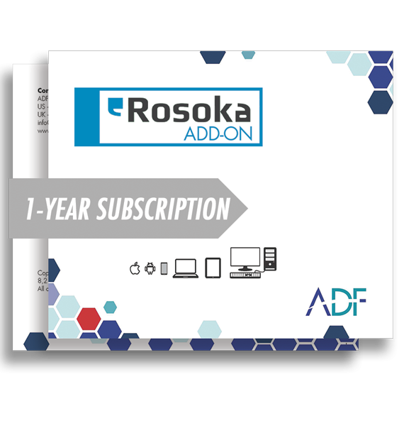 ADF Rosoka Add-on 1 Year Subscription