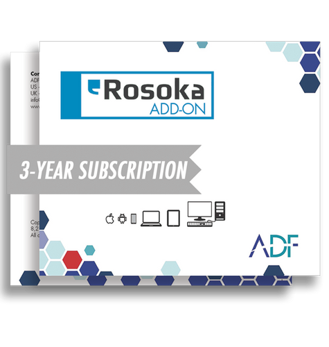 ADF Rosoka Add-on 3 Year