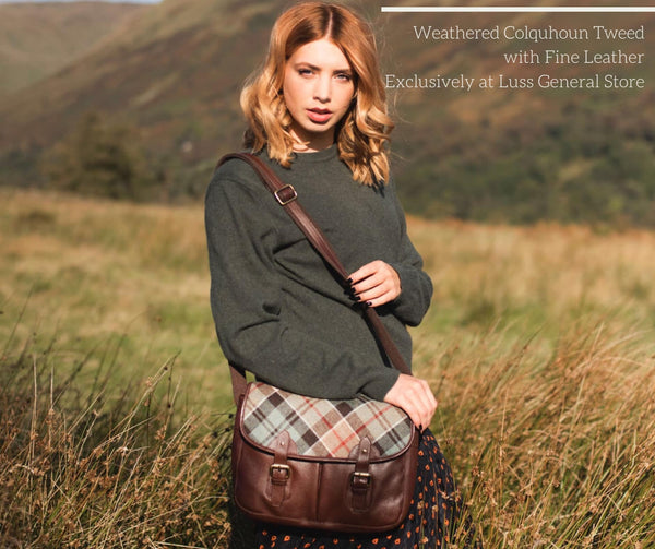 HANDMADE BAGS AND ACCESSORIES MADE EXCLUSIVELY FOR LUSS GENERAL STORE