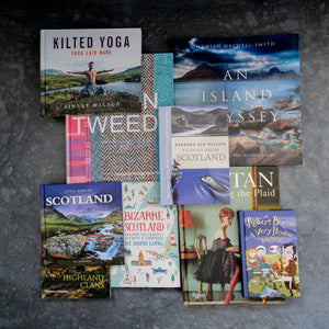 Scottish Books from Luss General Store