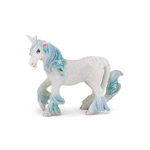 Ice Unicorn Figurine (Papo)