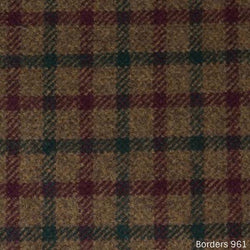 Borders Tweed Tie by Clare O'Neill