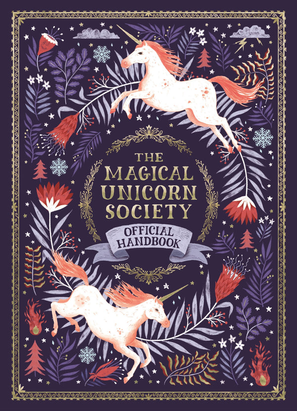 The Magical Unicorn Society Official Handbook