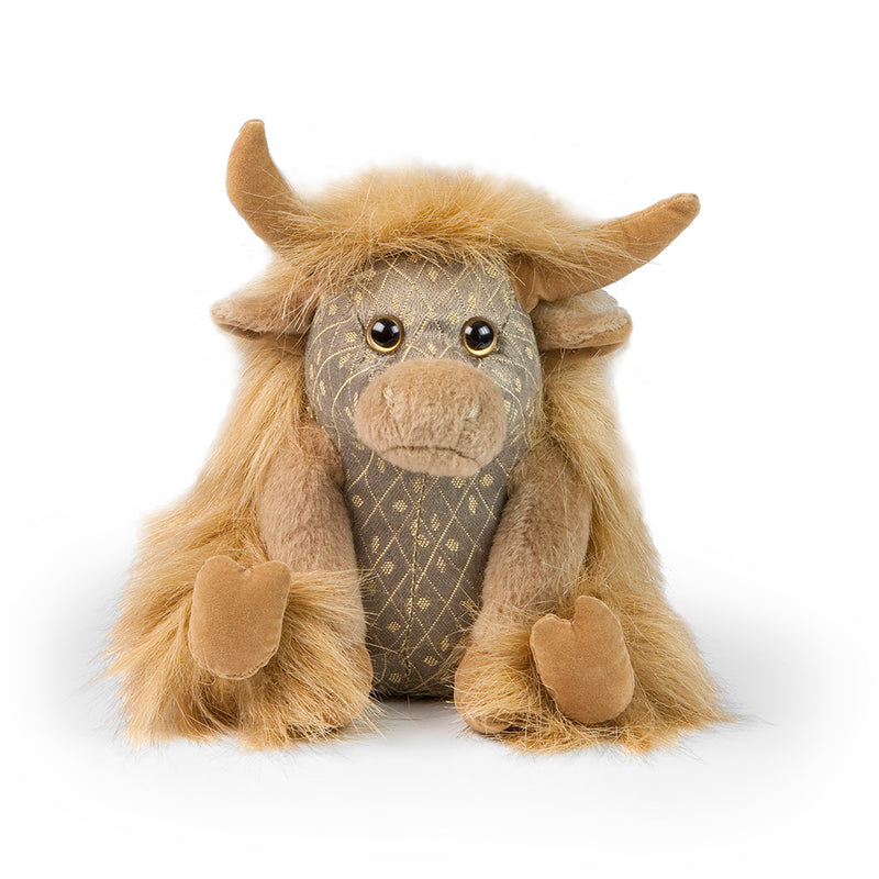 Angus Highland Cow Paperweight - Luss General Store