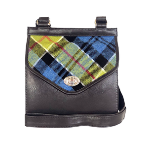 Blair Bag in Ancient Colquhoun Tweed and Leather
