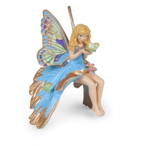 Blue Elf Child Figurine (Papo)