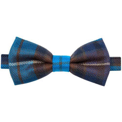 Bowtie in Buchanan Blue Tartan - Luss General Store