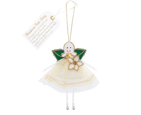 Christmas Hanging Fairy Decoration