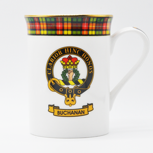 Buchanan Clan Bone China Mug