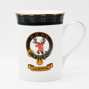 Colquhoun Clan Bone China Mug