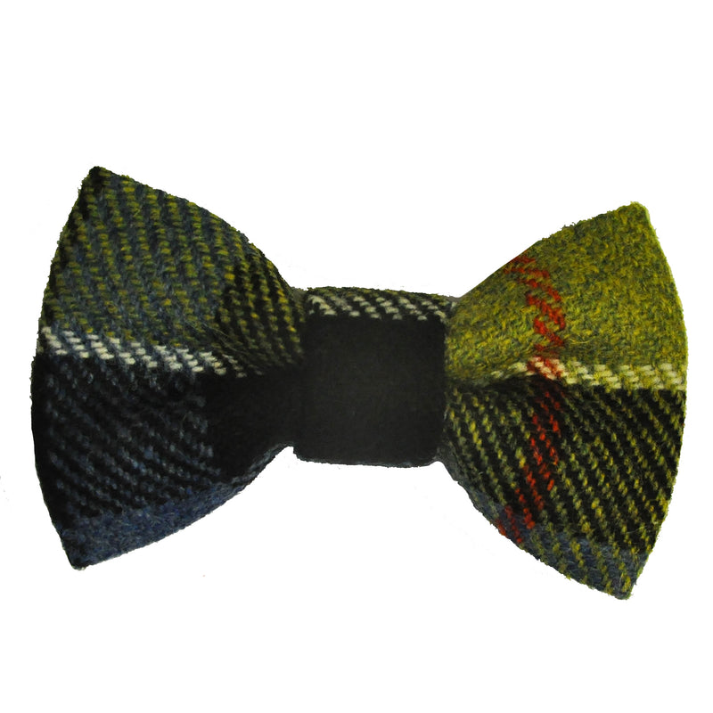 Doggy Bow Tie in Ancient Colquhoun Tweed