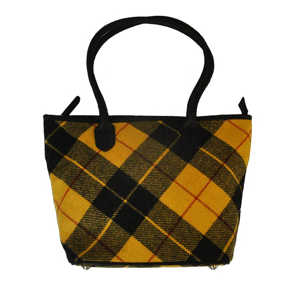 Fay Bag in MacLeod Tartan Tweed