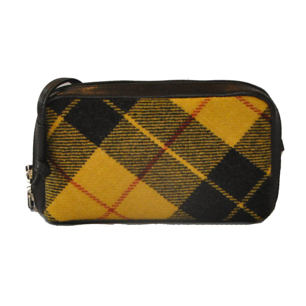 Cleo Bag in MacLeod Tartan Tweed