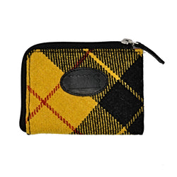 Pass Purse in MacLeod Tweed