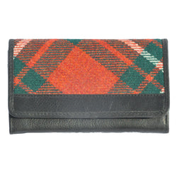 Rainbow Matinee Purse in MacGregor Tartan Tweed