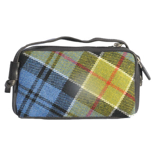 Cleo Bag in Ancient Colquhoun Tartan Tweed
