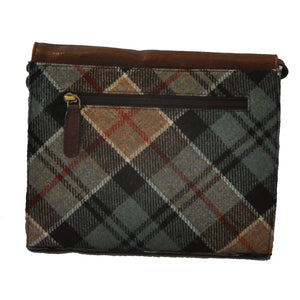 Heather Bag in Weathered Colquhoun Tweed