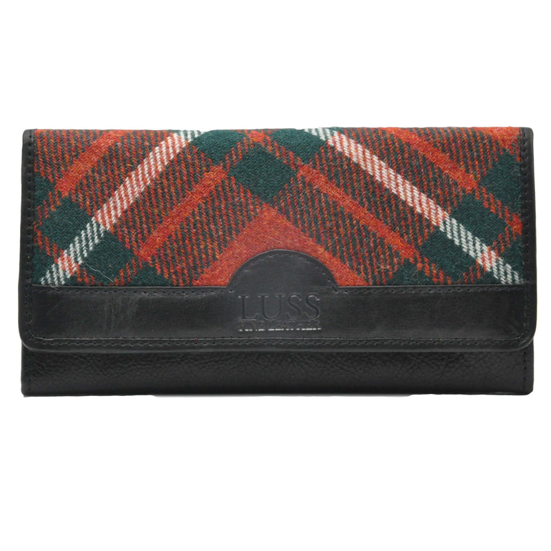 Muir Matinee Purse in MacGregor Tartan Tweed