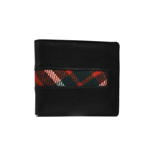 Corbett Wallet in MacGregor Tartan Tweed