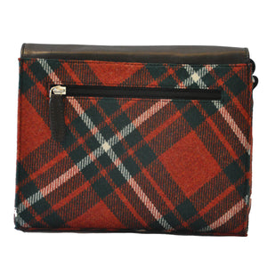 Heather Bag in MacGregor Tartan Tweed