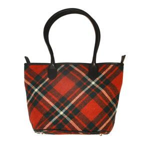 Fay Bag in MacGregor Tartan Tweed