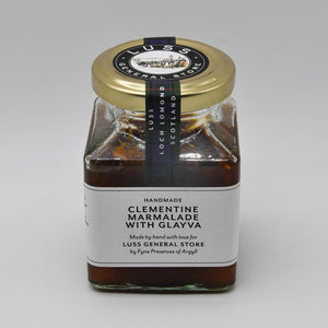 Clementine Marmalade with Glayva by Fyne Preserves
