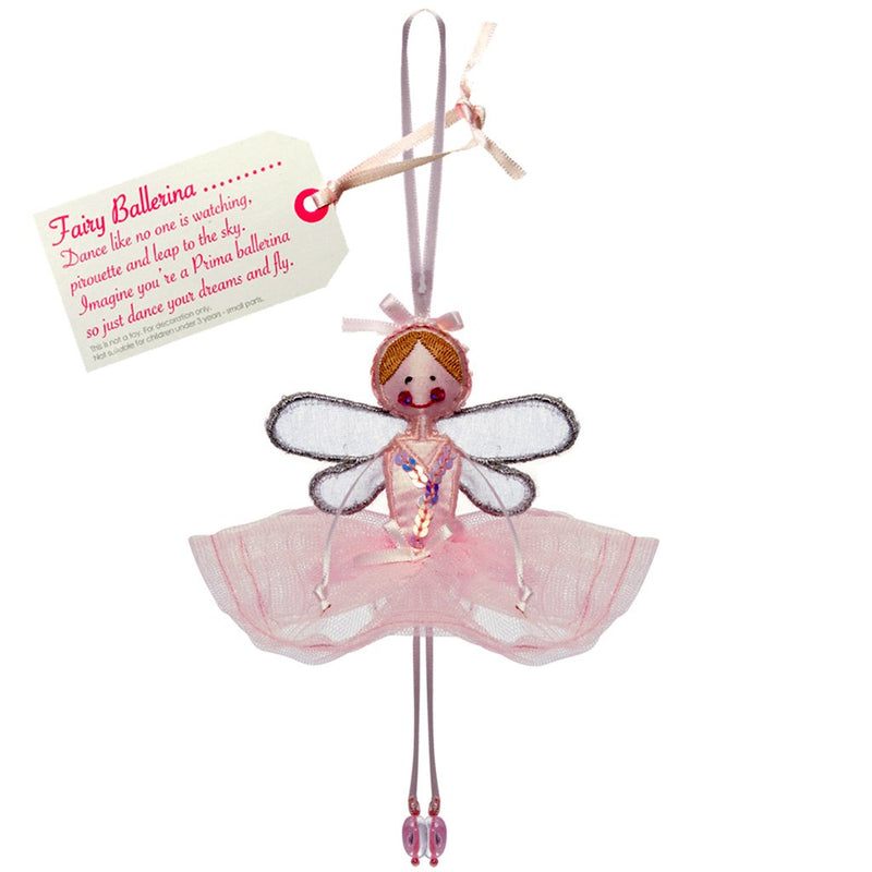 Hanging Fairy Decoration