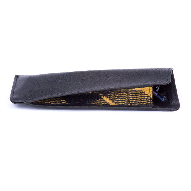 Glasses Case in MacLeod Tweed & Leather
