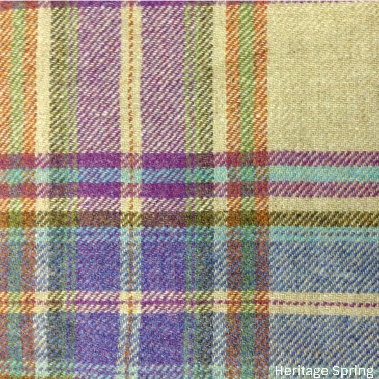 Heritage Tweed Pocket Square by Clare O'Neill